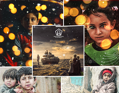 Save the children of Syrian