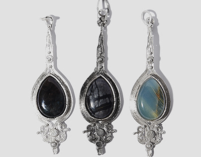 "Natalia Noerr Jewelry - Isolated ""Luz"" Collection"