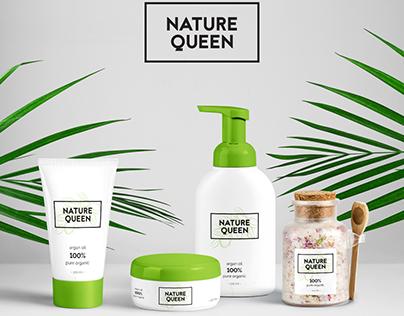 Branding for Nature Queen