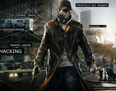 UBISOFT WATCH DOGS // LAUNCH TRAILER
