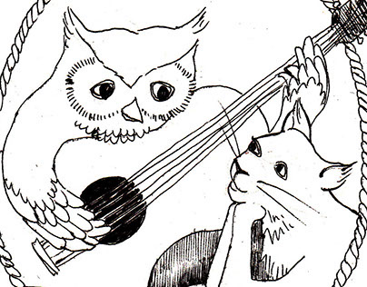 RA - An Adaptation of The Owl and the Pussycat