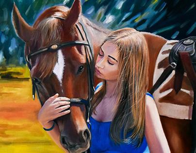 Horse 🐎🐴