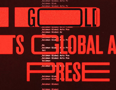 GOLDMAN GLOBAL ARTS