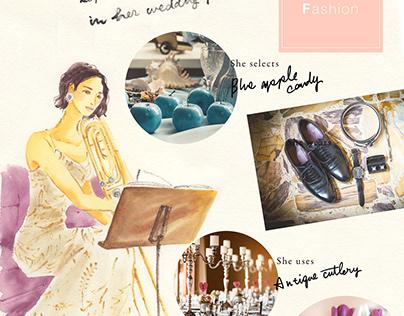 Fantasize from Fashion No_08...Wedding