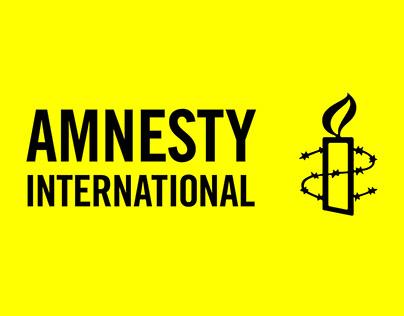 Amnesty-Anti terror posters