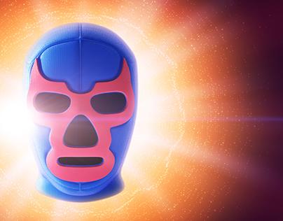 Wrestler mask