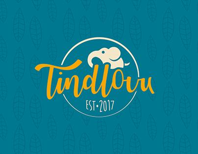 Tindlovu Logo Design