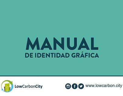 Manual de Identidad Gráfica para LowCarbonCity