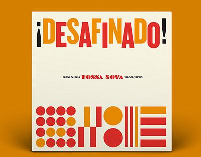 ¡Desafinado! - Spanis Bossa Nova, LP