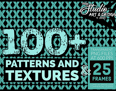 Hand-Crafted Pattern and Texture Bundle