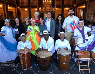 Promoting Puerto Rico in RI