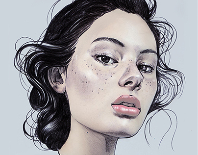 fashion illustration_beautty