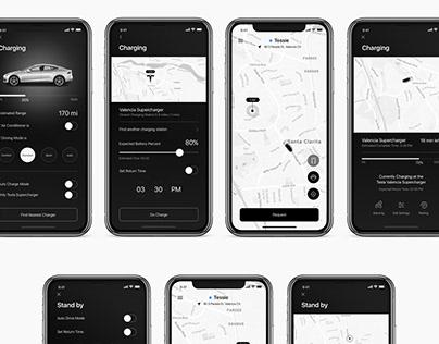 Tesla Autopilot: Level 5 Autonomous Car Control App