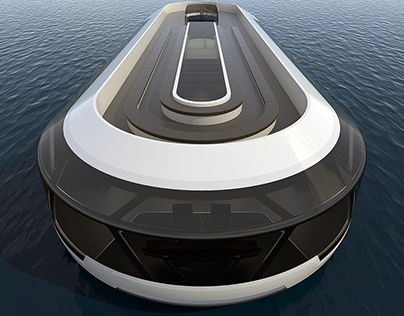 Thames Express_River Boat Concept