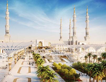 Prophet's mosque expansion