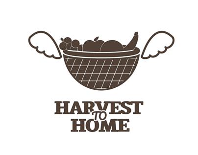 Harvest to Home Branding