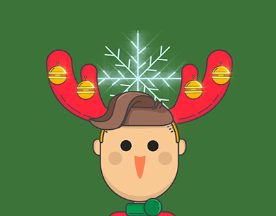Merry Christmas! - Animated GIF
