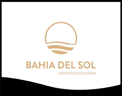 Bahia del Sol Beauty center & Solarium / Logo and Brand