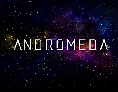 Andromeda family fonts