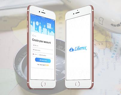 Liberrex (customer app)