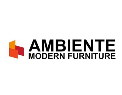 Ambiente Furniture visual rebranding (concept)