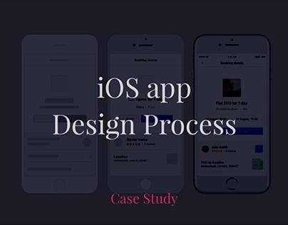 iOS App Design Process