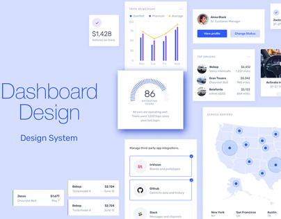 Admin Dashboard Panel
