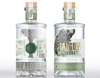 TAIGUN Vodka