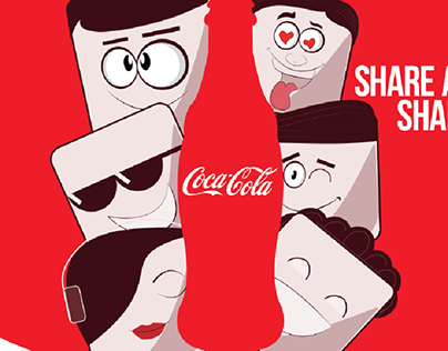 Emotions For Happiness - Cocacola
