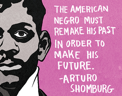 Black History Month in Its Own Words