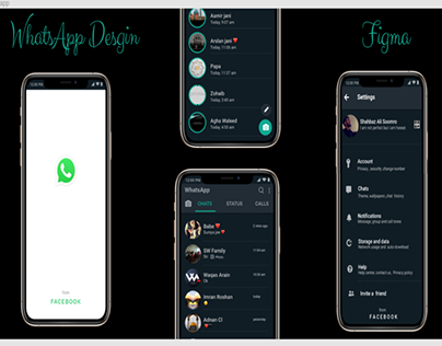 WhatsApp Design