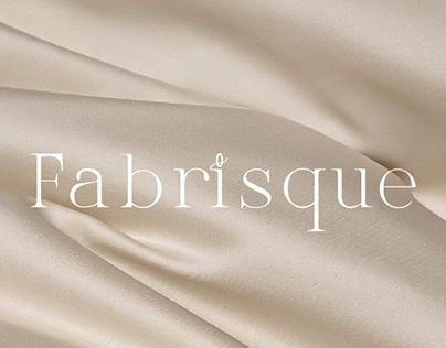 Fabrisque Branding Guidelines