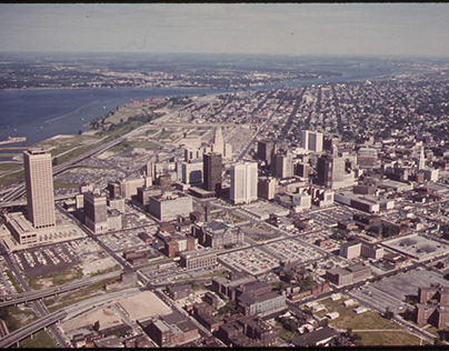 History of Buffalo's city infrastructure and Design