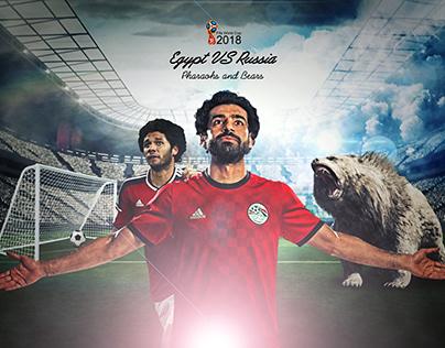 Egypt VS Russia