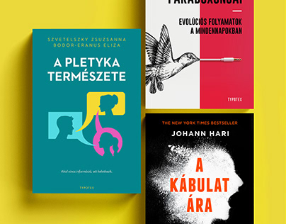 Selected Nonfiction Book Covers