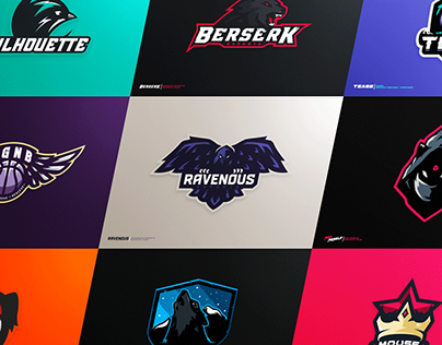Sports/Esports Logo Collection Vol. 1