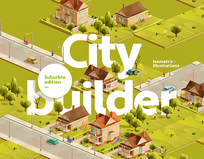 City builder Suburbia edition