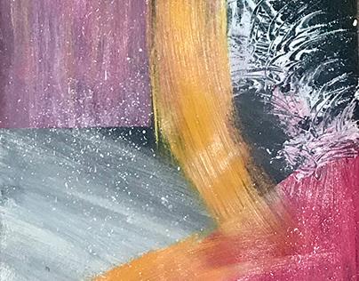 Arcylic Painting