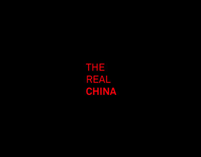 THE REAL CHINA