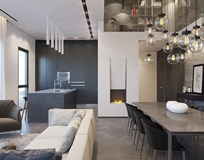 עיצוב ותכנון של בית פרטי בירושלים