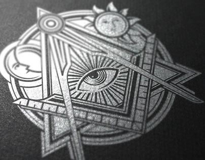 Masonic Lodge Symbol