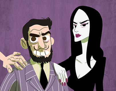 Addams family for ChickenBroccoli podcast