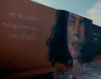 IM - Murales Libres de acoso