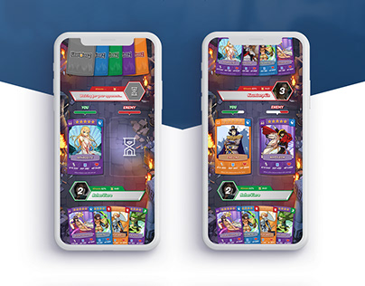 Legend Heroez - RPG Trading Card Game Concept