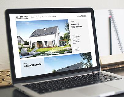 NS Projekt - Web Design