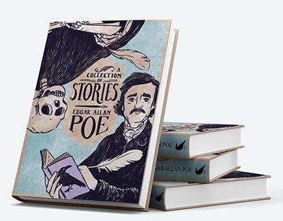 Bookcover design Edgar Allan Poe