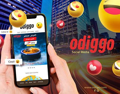 Odiggo campaign