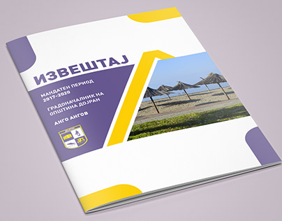Mayor's Mandate Report - Dojran Municipality