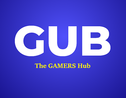 GUB The GAMERS' Hub