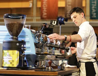 Coffee-brewer